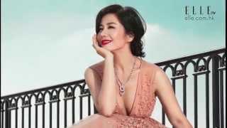 鍾楚紅Cherie Chung | 愛感受‧愛旅遊 | ELLE HK 封面人物