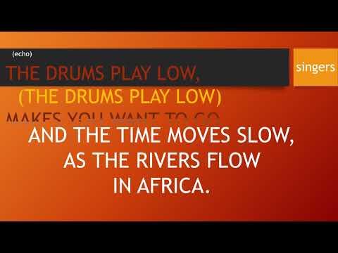 IN AFRICA SLIDE SHOW video