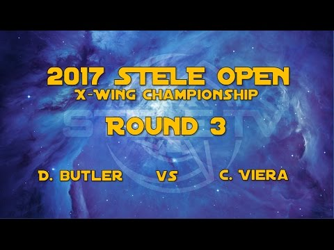 2017 Stele Open X-Wing Round 3