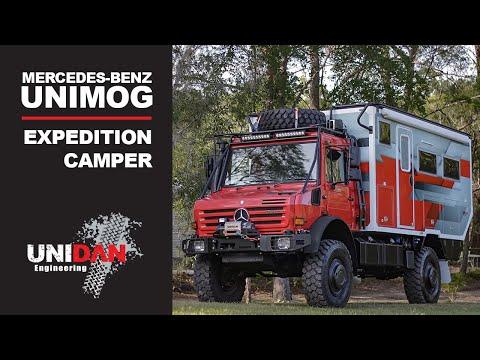U5000 Expedition Vehicle Build - YouTube