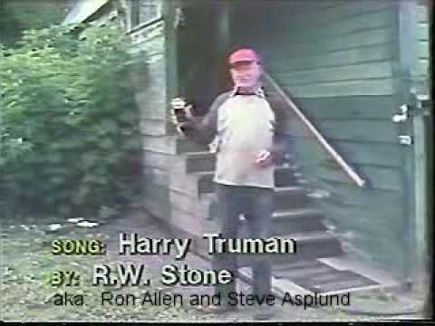 Mt. St. Helens Eruption and Harry Truman