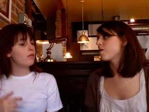 Madeline Rubin and Rebecca Broyles VLOG#4