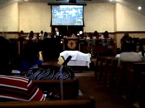 Progressive Baptist Sermon