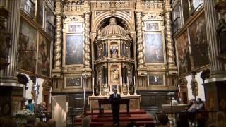 conferencia-concierto Retablo Colegio S. Pablo, Granada