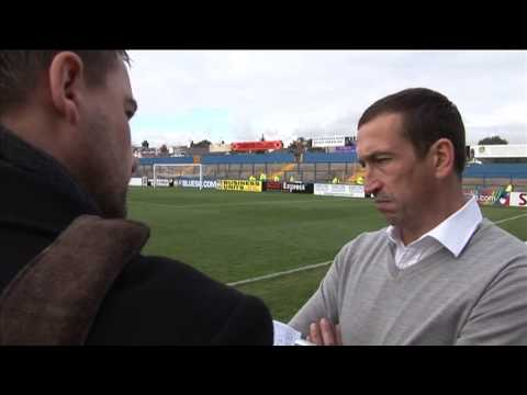 Justin Edinburgh Daily Mail interview