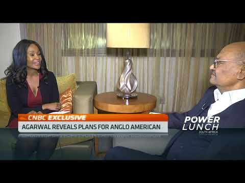 Anil Agarwal on plans for Anglo American, Guptas