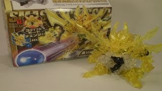 Cross Fight B-Daman Review - CB-43 SMASH=DRAGOLD