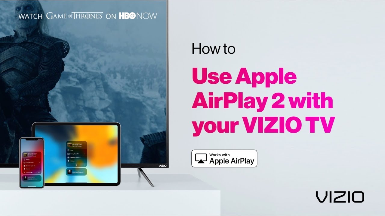 maxresdefault - How To Get Apple Tv On My Vizio Smart Tv
