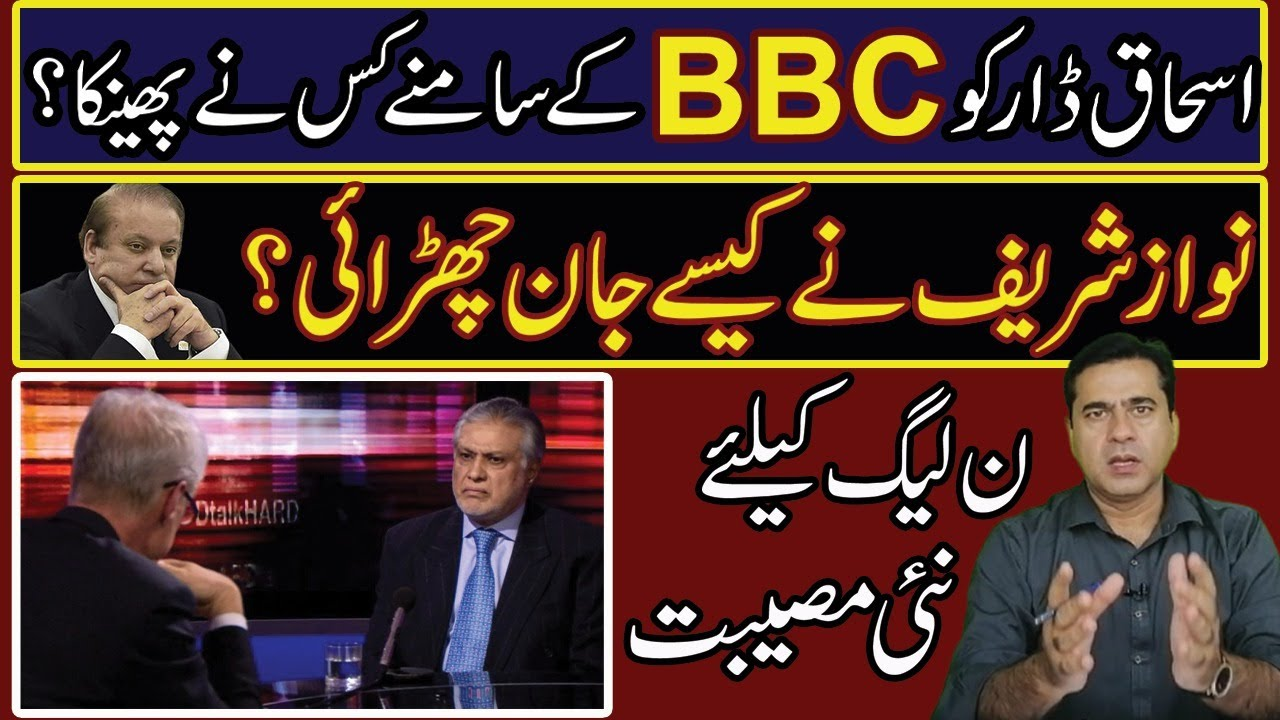 Who thrown Ishaq Dar in front of the BBC? | New Problems for PMLN | Imran Khan Exclusive