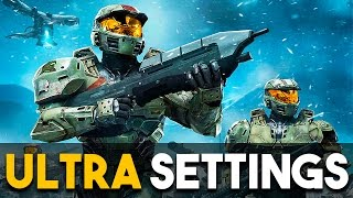 Halo Wars Definitive Edition PC Ultra Settings Gameplay