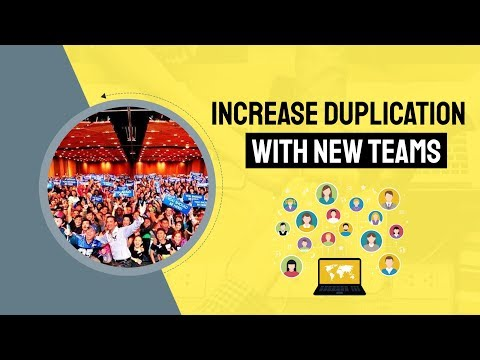 How To Recruit & Create Big Teams In Network Marketing