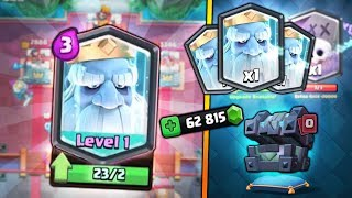 x23 ROYAL GHOSTS!! HUGE LEGENDARY KINGS CHEST OPENING! | Clash Royale | x25 KINGS CHEST OPENING!