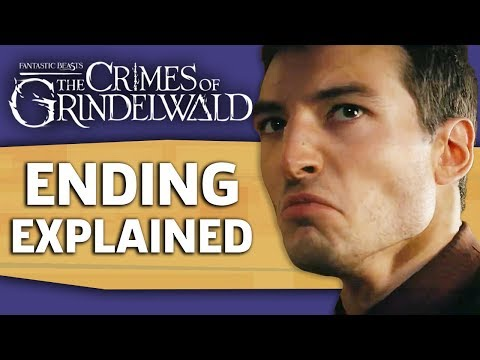 Fantastic Beasts: The Crimes Of Grindelwald Spoiler Review & Ending Explained
