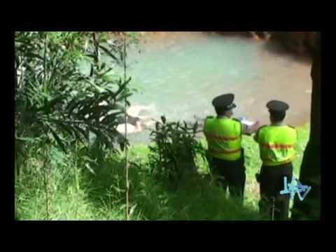 Fallecidos en Aguas Termales de Otavalo LA TV ECUADOR 25/01/15