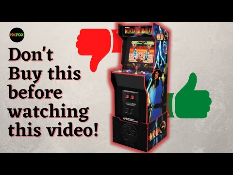Arcade1up Midway Legacy Cabinet Review from 19kfox