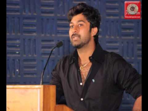 Actor Vetri at Mahabalipuram Press Meet