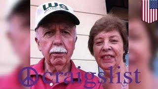 Craigslist killer? Bud and June Runion missing after trying to buy for sale 1966 Ford Mustang
