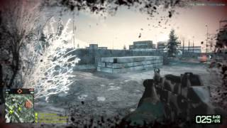 Battlefield bad company 2 Gameplay Multiplayer Online Hardcore Game