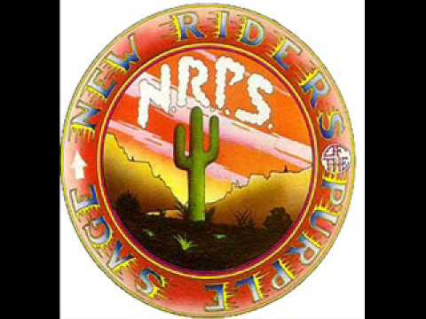 New Riders Of The Purple Sage - The Last Lonely Eagle