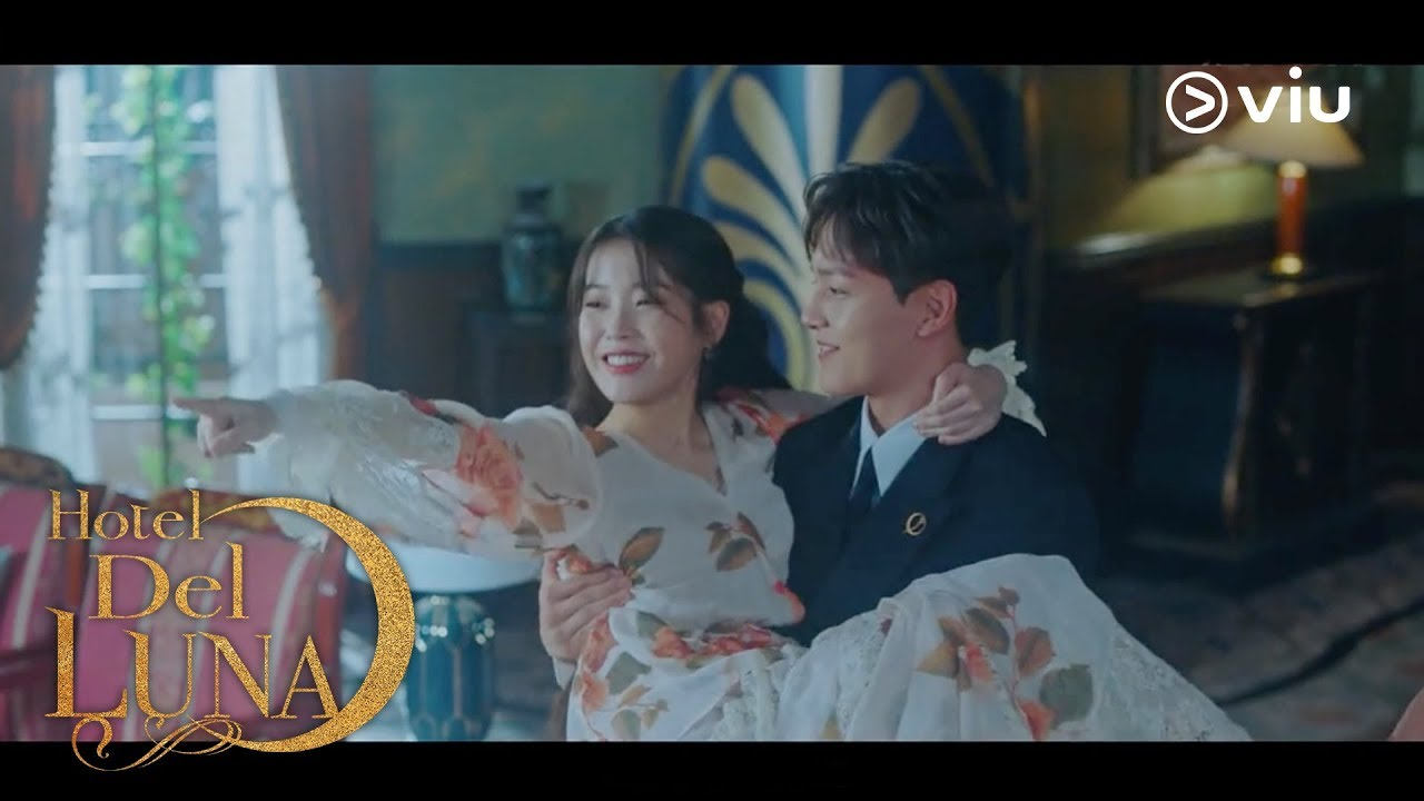Download IU asks to be carried 🥰   Hotel Del Luna E15 [ENG SUBS]