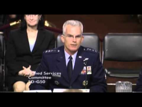 Vice Chairman Of The Joint Chiefs Of Staff Nominee Agrees Russia Is Top Threat To U.S.
