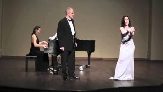 'Soffriva nel pianto' Excerpt from Act 2 Lucia di Lammermoor - Donizetti