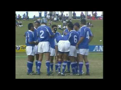 South Pacific Games Rugby 7s 2003 Samoa vs Niue