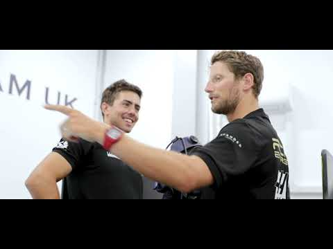 F1 on water! Haas F1 Team take a pit-stop at INEOS TEAM UK HQ