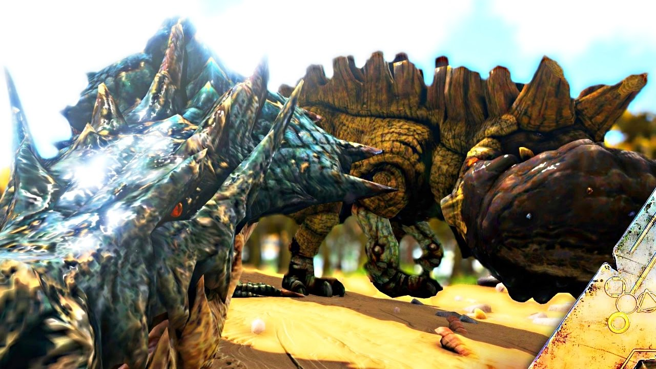 Ark Survival Evolved Monster Hunter Update New Uraga