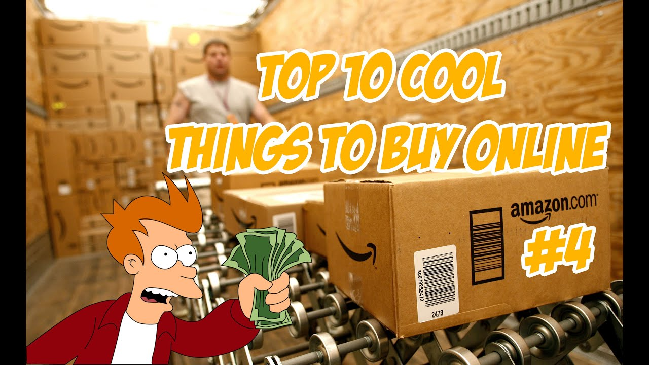 Top 10 Cool Things You Can Buy Online 4  YouTube