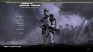 cod4 Star Wars Mod - Mac