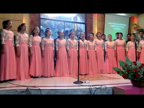 """Via Dolorosa""  by ICSDACC Youth Choir"