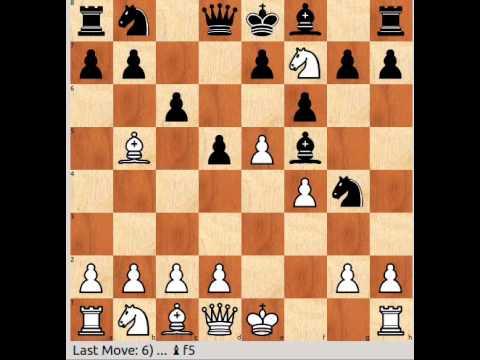 Atomic Chess: 1.Nf3 f6 2.e4 & 2.d4 part 1