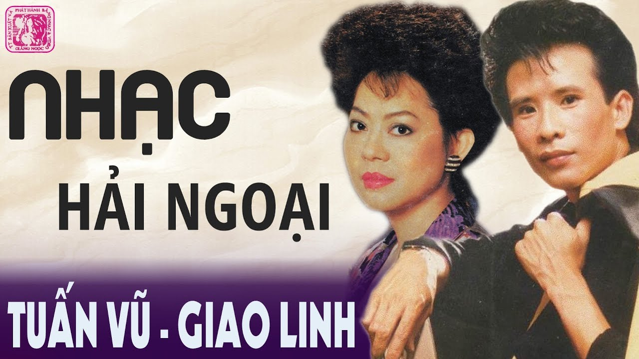 TUẤN VŨ GIAO LINH - Song Ca Nhạc Xưa Để Đời | Liên Khúc Nhạc Vàng Trữ Tình  Hải Ngoại Hay Nhất