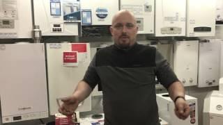 видео Газовые  атмосферные котлы