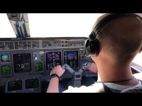 Embraer Legacy 600 Base Training