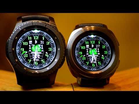 Samsung Gear S3 & Gear Sport TOP FREE Watch Faces in Galaxy App Store  - Jibber Jab Reviews!