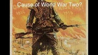 Did the Treaty of Versailles cause World War Two?