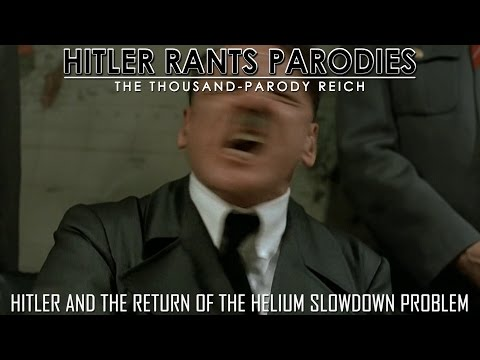 Hitler and the return of the helium slow motion problem