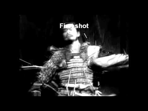 Throne of Blood - Final Neck Arrow Sequence Explained