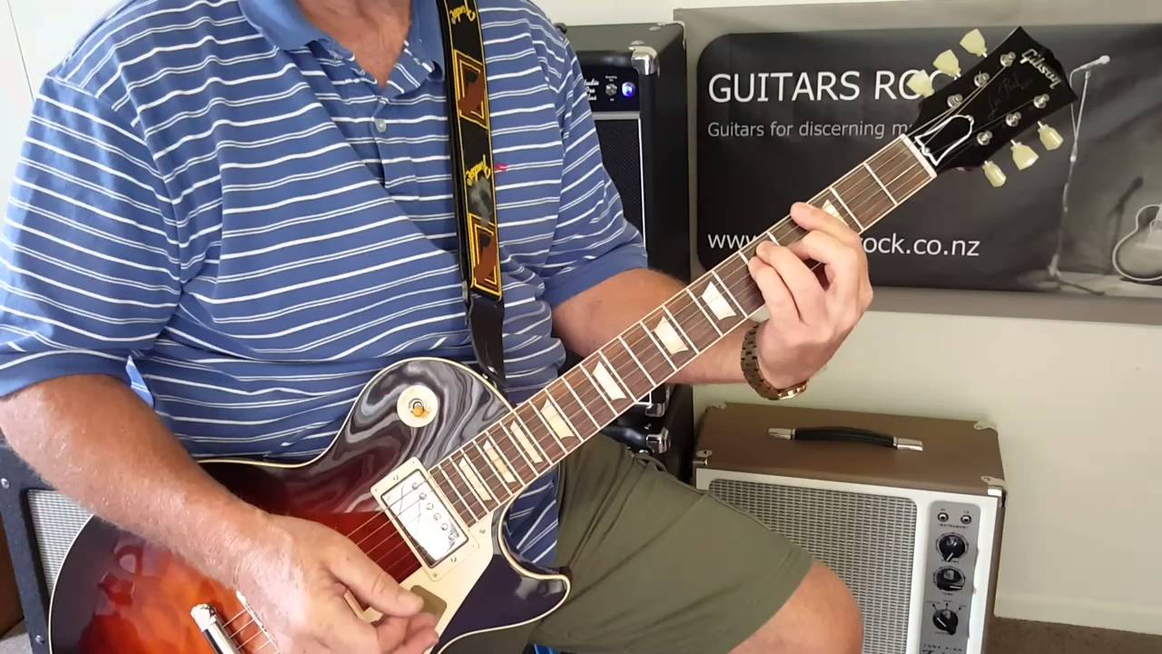 How To Play I Heard It Through The Grapevine Ccr By Guitars Rock