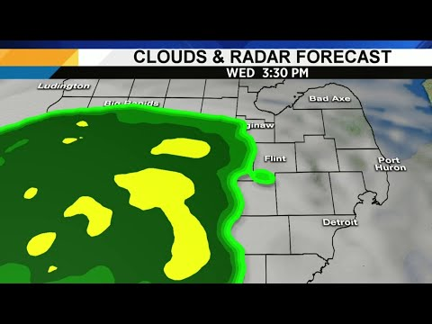 Metro Detroit weather forecast for March 20, 2019 -- morning update