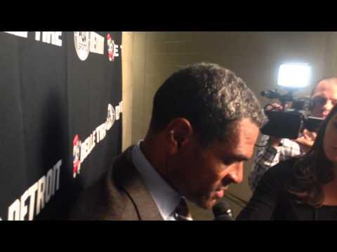 Detroit Pistons Head Coach Maurice Cheeks Postgame Intervie