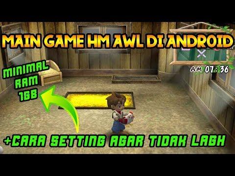 Cara Download Dan Install Game Harvest Moon A Wonderful Life Di Android