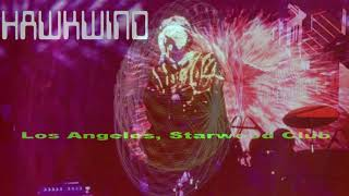 Hawkwind live @ Starwood Club, Los Angeles, USA, 24 03 1978