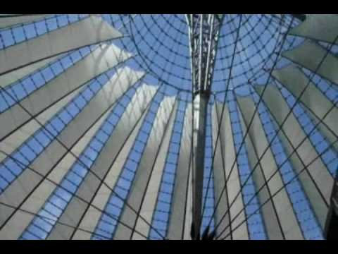 Let's Go Europe: Sony Center, Berlin Wall, and Pergamon Museum