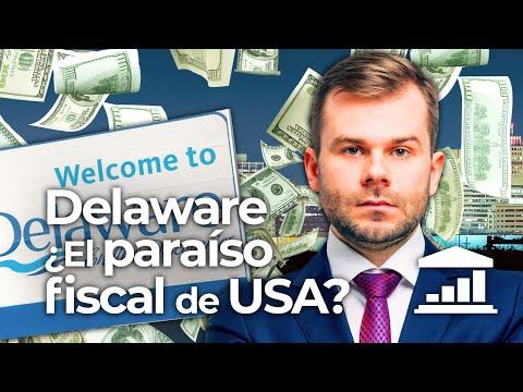¿Por qué DELAWARE es la CAPITAL EMPRESARIAL de USA? - VisualPolitik