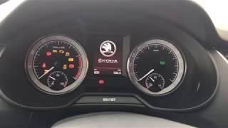 Приобрел Skoda  Oktavia A7FL1.8TS  DSG72018 и еще не много о A7 2.0TD  DSG62015