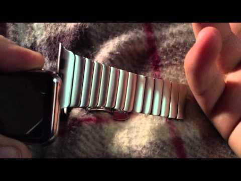 Apple Watch strap problem