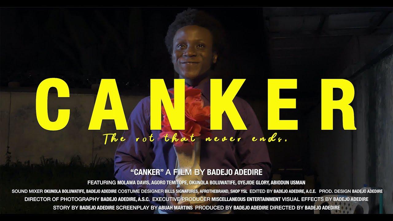 CANKER, THE SHORT FILM- My RØDE Reel 2020